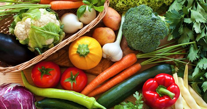 voedingsstoffen groentes